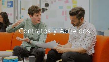 Contratos y Acuerdos