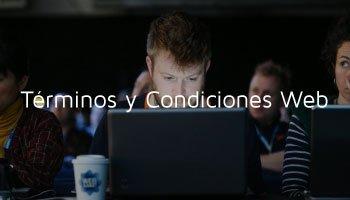 Términos y Condiciones Web