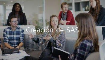 Creación de SAS
