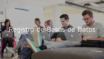 Registro de Bases de Datos